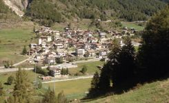 The village of Epinel - Cogne - Aosta Valley