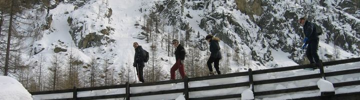 Winter walks in Cogne - Aosta Valley